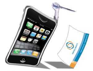 Is the Cell Phone Killing the Business Card