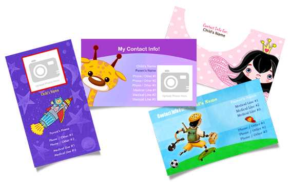 Superb mommy card designs for both boys & girls