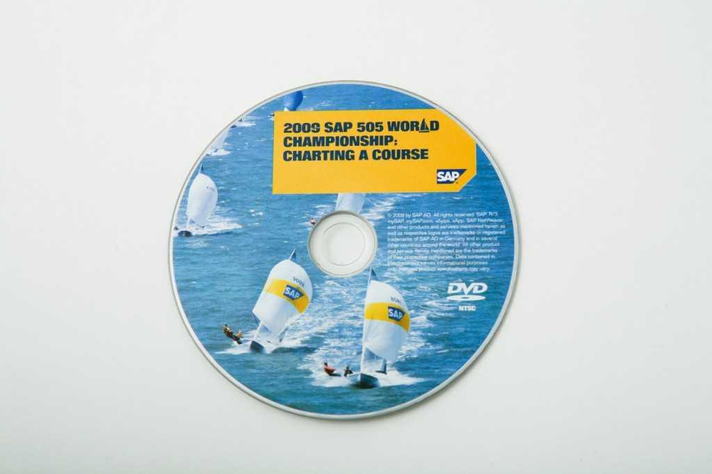 Color print CD fdace