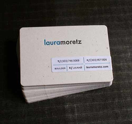 address label business cards