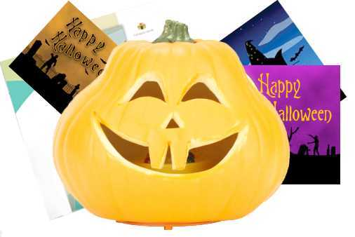 Halloween Print Products for October Promotions