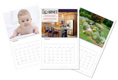 2011 Custom Calendars Available for the Holiday Season