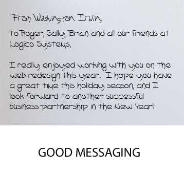 5 ESSENTIAL TIPS ON CREATING MESSAGING FOR COMPANY GREETING CARDS