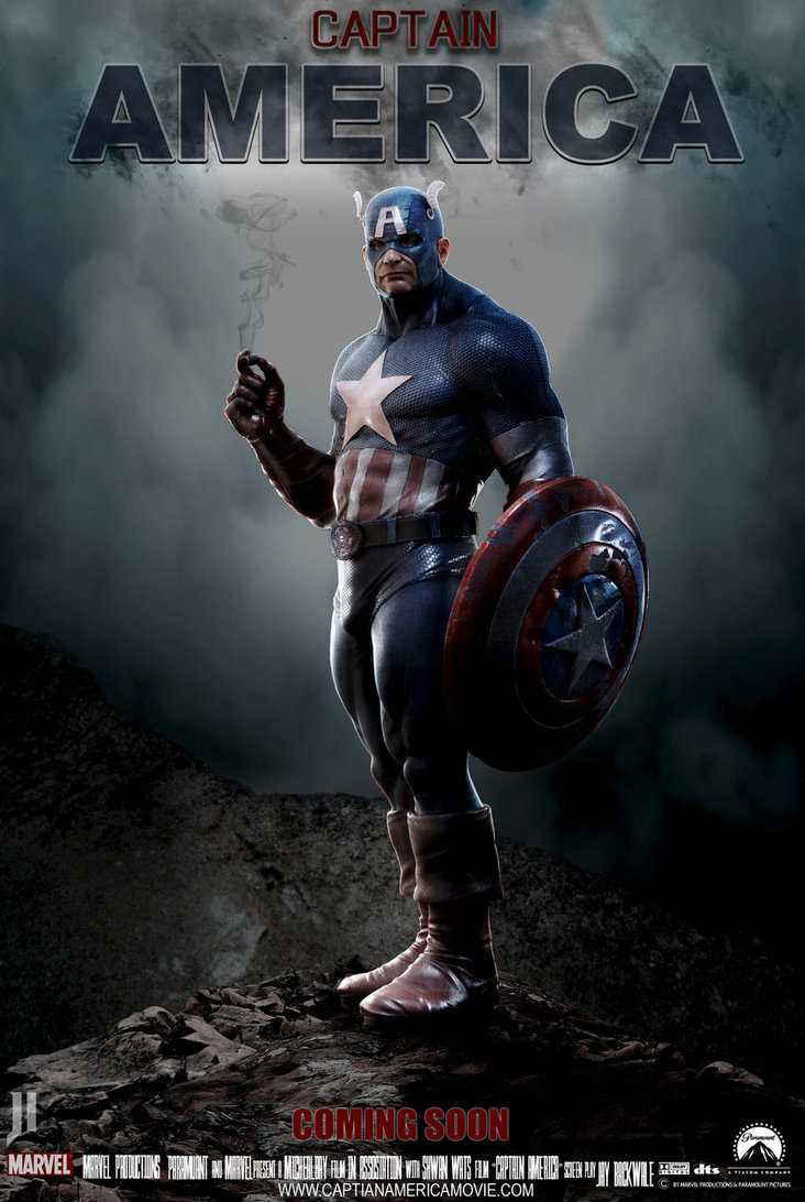 Sublime piece of photo-manipulation from Justin Thomas from the upcoming Marvel film