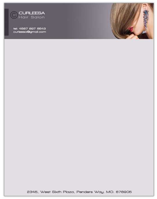 Overnight Prints enables customers to include Photo elements in their Letterhead design