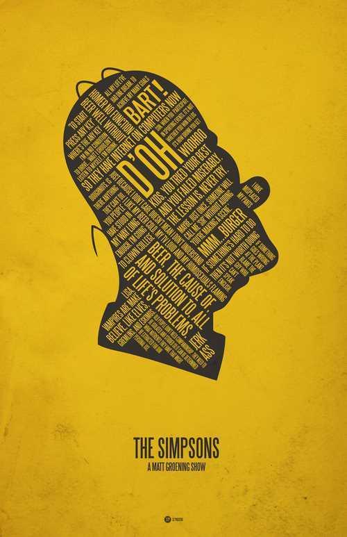 Top 20 Custom Movie Posters