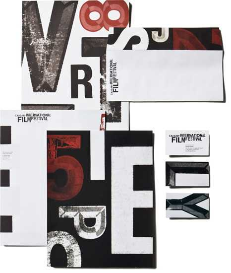 A typographical masterclass by brilliant designer, Jonathan Herman