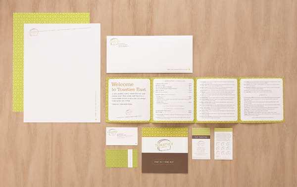Courtney Dolloff's beautifully designed illustrative Stationery