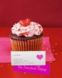 small business, mini business card