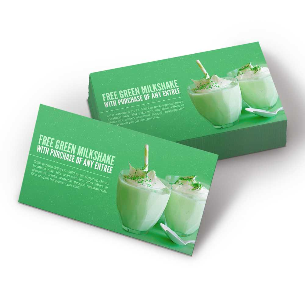 coupon-business-card