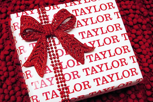 For Gifts To: What better way to let recipients know the gift is especially for them than with their name all over it?