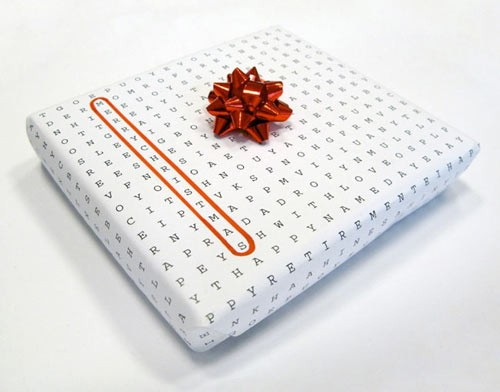 word-puzzle-custom-wrapping-paper