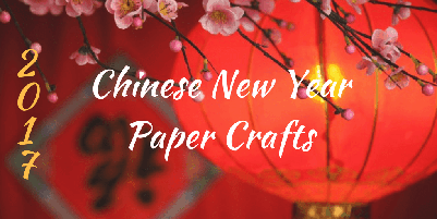 Free Printable Kids' Crafts for Chinese New Year