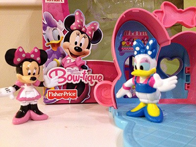 Fisher-Price Disney playset