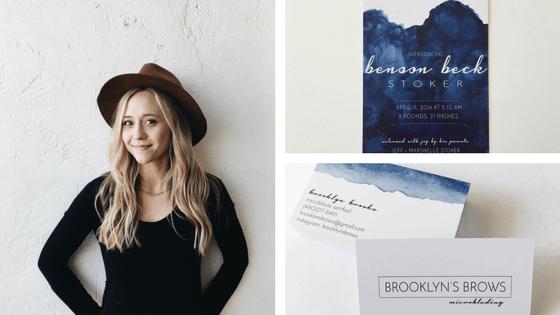 Danielle McNeil marketing materials