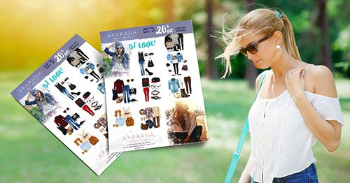 Retail Marketing Flyers