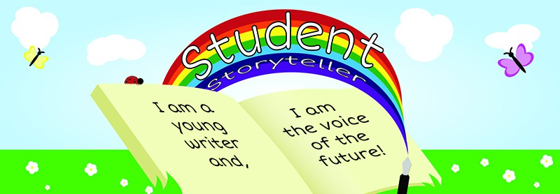 Student Storyteller Contest bookmark