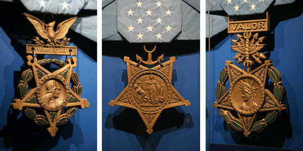 Medal of Honor types