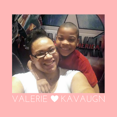Valerie & son