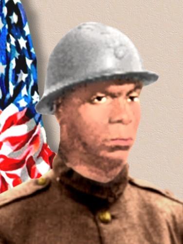 US Army Capt Freddie Stowers