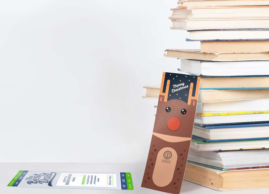 Custom Bookmarks as Marketing Tools and Gift Ideas