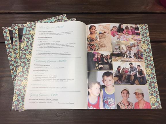 AMAR sponsorship booklet