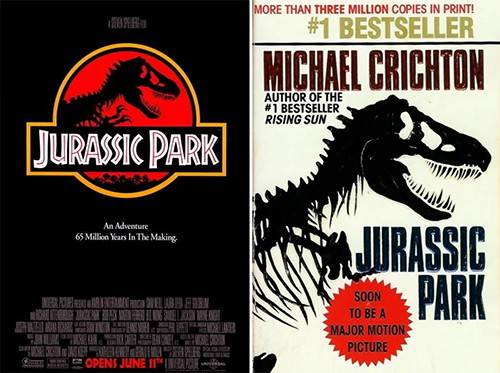Jurassic Park adaptation