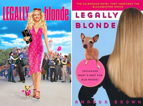 Legally Blonde adaptation