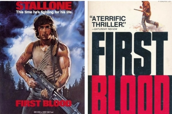 Rambo-First Blood adaptation