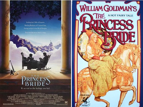The Princess Bride adaptation