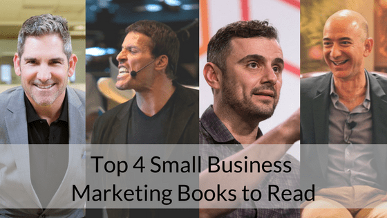 Top 4 Marketing Books That Will Transform Your Small Business