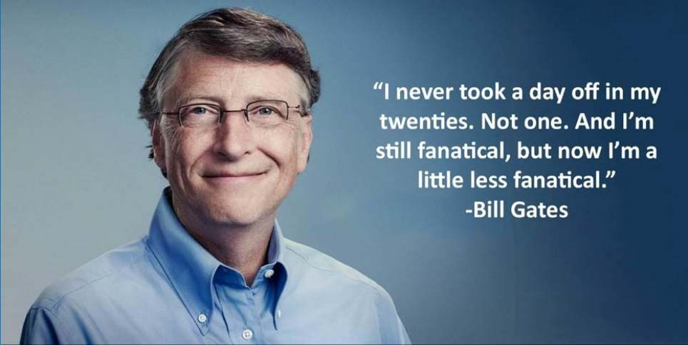 bill gates quote on success overnightprints