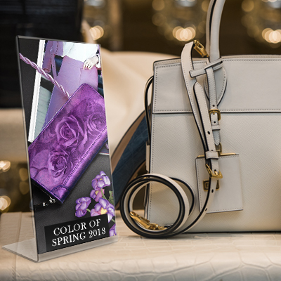 Spring 2018 fashion promotion