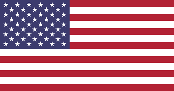 U.S. country flag