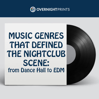 Genres That Defined the Nightclub Scene: From Dance Hall to EDM