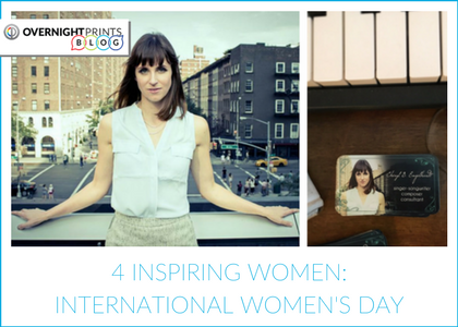 4 Inspiring Women article
