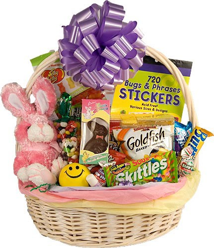 the easter classic custom easter basket idea from overnightprints
