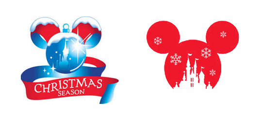 effective and noneffective holiday logo examples