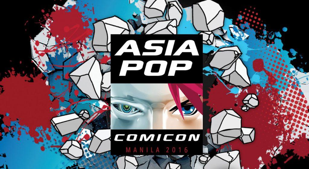 AsiaPOP Comic-Con, Manila (APCC) 2018