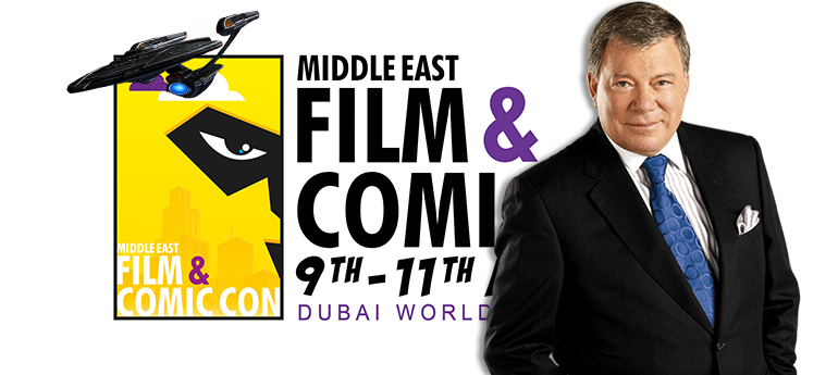 Comic Con Dubai - Middle East Film and Comics Convention