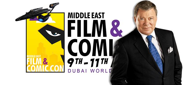 Comic Con Dubai - Middle East Film and Comics Convention