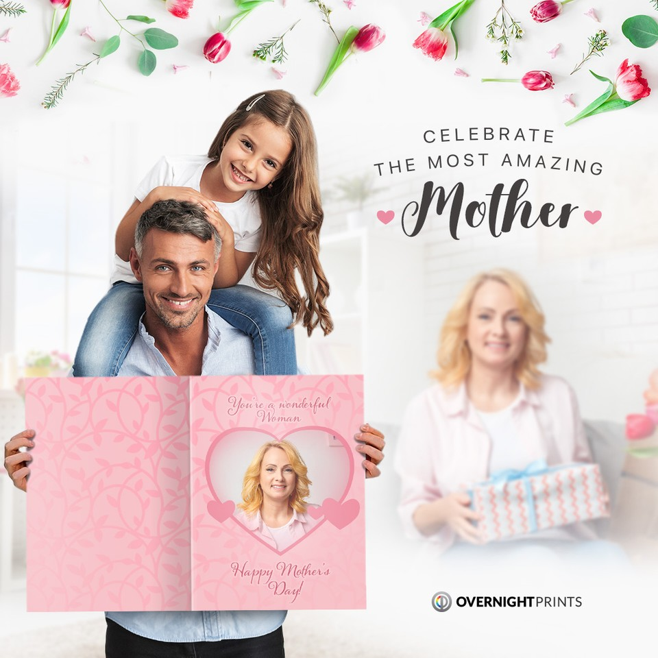 Great Mother's Day Gift Giving Ideas from Overnight Prints